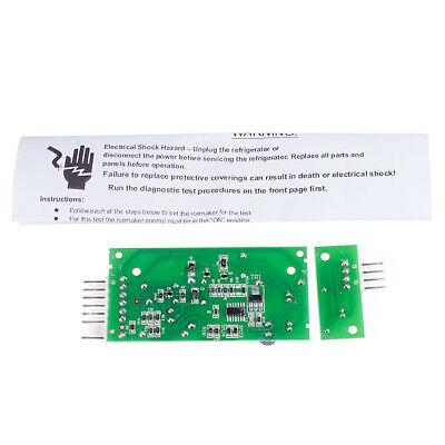 W10757851 Refrigerator Ice Level Control Board for Whirlpool 4389102 Emitter