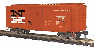 MTH 70-74080, One Gauge, 40' Box Car - New Haven