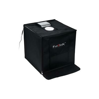 "Fotodiox 28x28"" Studio-in-a-Box Light Tent with Integrated LED Lights"