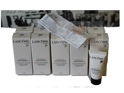 Lancome Genifique Advanced Youth Activating Concentrate 5ml Boxed Samples = 50ml