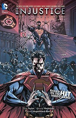Injustice : Gods among Us Year Two-Tom Taylor