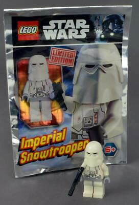 LEGO® Star Wars Imperial Snowtrooper, Polybag 911726, Limited Edition, OVP - NEU
