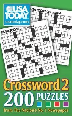 USA Today Puzzles: USA Today Crossword 2 No. 2: 200 Puzzles from the Nations No.