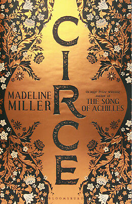 Circe by Madeline Miller (2018, Hardcover) - wonderful story :) - sent worldwide