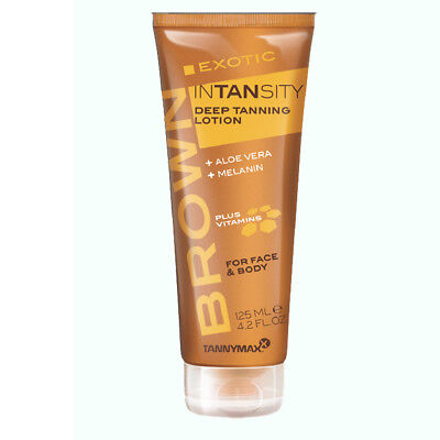 Tannymaxx Brown Exotic Intansity Deep Tanning Tannymax