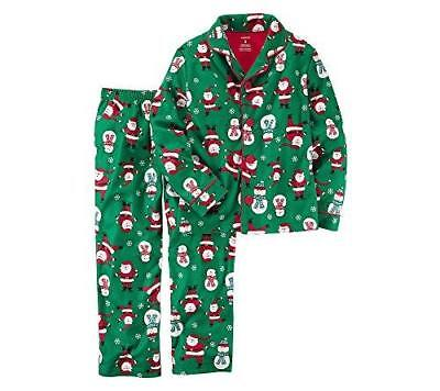 d6bc82f5d CARTERS TODDLER BOY 2 Piece Pajamas Fleece 2T Good Pre Owned ...