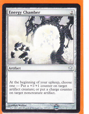 MTG Magic Fifth (5th) Dawn 1 x ENERGY CHAMBER Uncommon card  Never played AS NEW