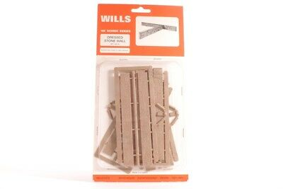 Wills Oo Scenic Series Ss36 Dressed Stone Wall Wss36