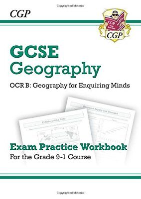 New Grade 9-1 GCSE Geography OCR B: Geography for Enquiring Minds - Exam Practic