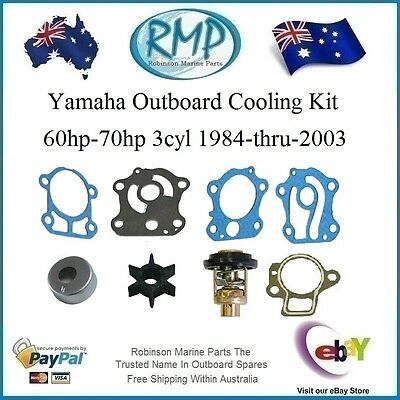 A Brand New RMP Yamaha Outboard Cooling Kit 60hp-70hp # R 6H3-W0078 K