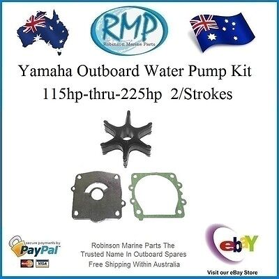 A Brand New Yamaha Outboard Water Pump Kit Suits 115hp-thru-225hp R 6G5-W0078