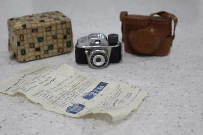 Vintage Kitty Camera 5cm! Made in Japan **RARE**