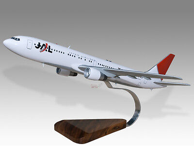 Collectables Models Boeing 767-300er Skyservice Sunquest Solid Mahogany Wood Handmade Desktop Model
