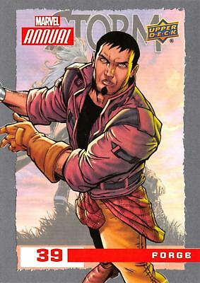 FORGE / 2016 MARVEL ANNUAL (Upper Deck 2017) BASE Trading Card #39