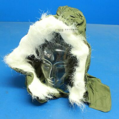 US M-51/M65 Cold Weather Hood for Fishtail Parka & M65 Field Jacket - Unissued
