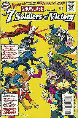 Silver Age: Showcase #1 (7 Soldiers Of Victory) (Dc) 2000