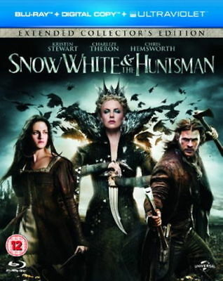 Snow White And The Huntsman collectors edition : Blu-ray + Digital + Ultraviolet