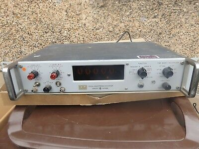 HP 5223L Electronic Frequency Counter