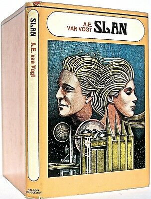 SLAN, by A.E. van Vogt —Nelson Doubleday —Book Club Edition #2145 (~1980)