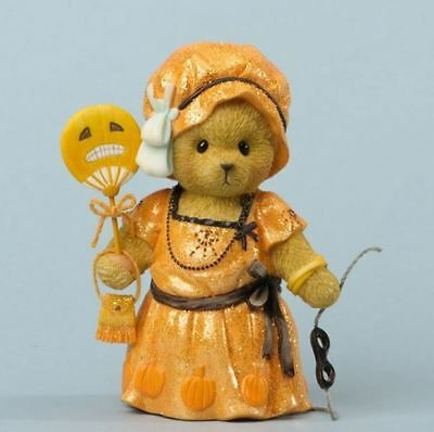 Cherished Teddies Looking Frightfully Fabulous Bear Halloween Figurine 4034585