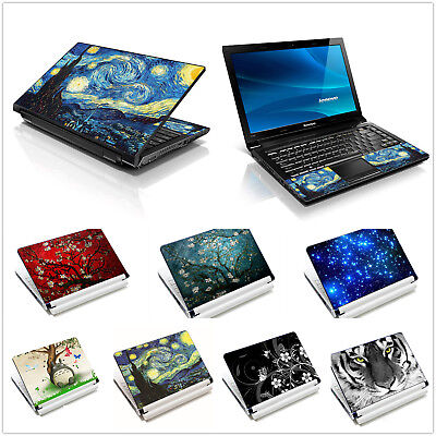 """Laptop Sticker Skin Decal Cover For 11.6""""-15.6"""" Sony HP Dell Acer Toshiba MSI"""