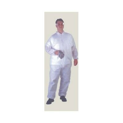 Ultra Clean Products APP0180-3X-W-ADP XXX-L Coverall Adv Pro Elastic Wrist/Ankle