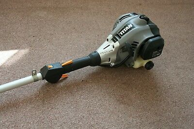 Petrol Titan Multi tools power unit petrol strimmer Engine Unit 25CC
