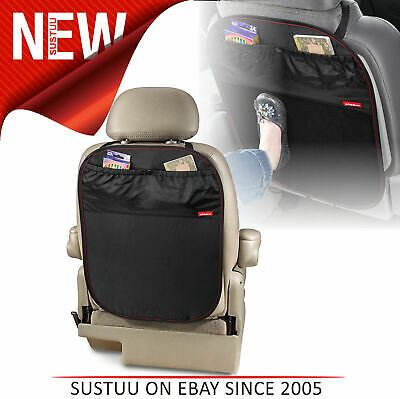 Diono Stuff 'n Scuff¦Car Seat Protector With Large Storage Pockets¦Washable