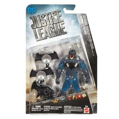 "Dc Justice League Batman Knight Ops 6"" Mattel Action Figure"