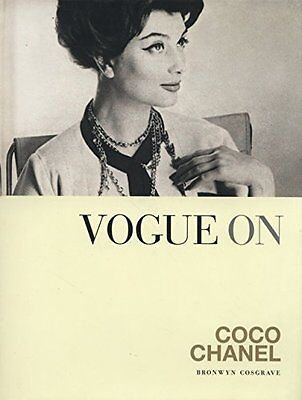 Vogue on: Coco Chanel (Vogue on Designers) New Hardcover Book Bronwyn Cosgrave