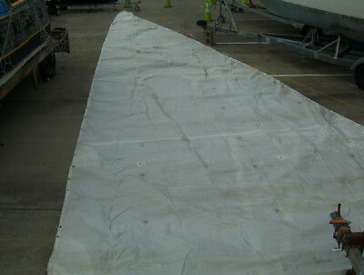 Boaters' Resale Shop of Tx 1308 2274.91 Mainsail w47-10 luff By Haarstick