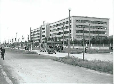Fiat Mirafiori Factory 1950's  Excellent Condition Photograph
