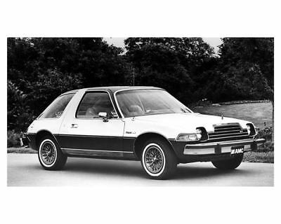 1979 AMC Pacer Hatchback Factory Photo uc3753-SKOZ4T