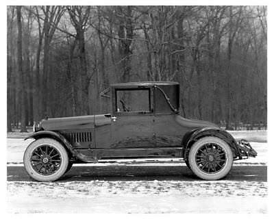 1921 Hudson Cabriolet Factory Photo uc4712