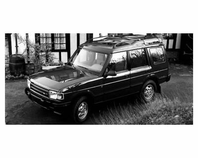 1994 Land Rover Discovery Factory Photo uc5075