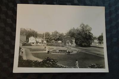 Vintage 1928 Photo Watkins Glen New York 873
