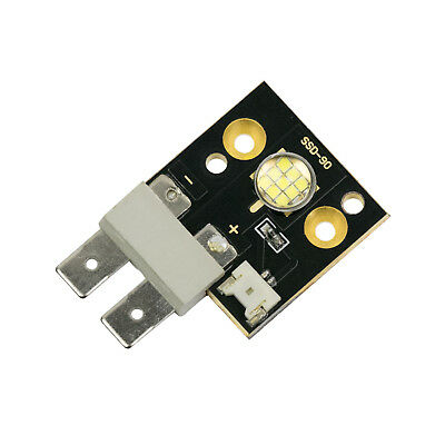 NEW CST90 60w White LED Stage Light Diode SSD90 Projector chip Dimmer Driver