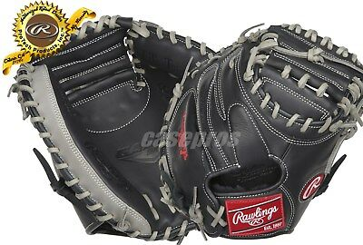 "Rawlings 32.5"" GAMER Right Hand Throw Youth Catcher's Mitt -GCM325BG"