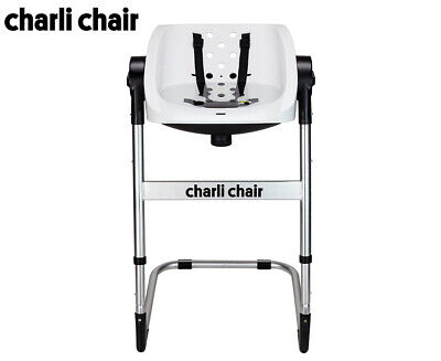 CharliChair 2-in-1 Baby Bath and Shower Chair