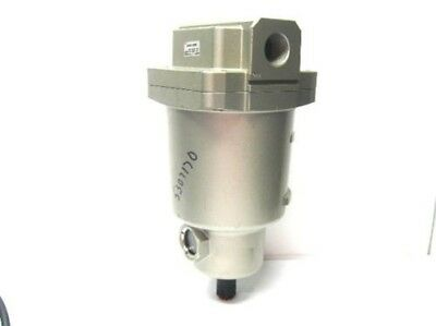 Smc AMG550C-N06BD Water Separator 3/4 Inch Npt, 145 Psi Normally Open Drain