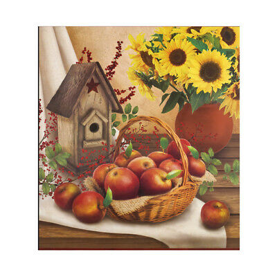 Country Apple Dishwasher Magnet, by Collections Etc