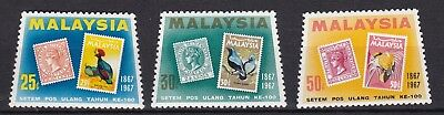 Malaysia 1967 Stamp Cent(19) Mint Never Hinged