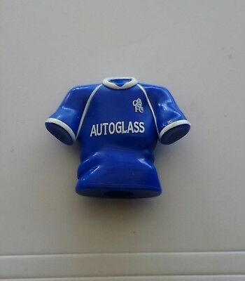 marcel desailly chelsea football club 6 shirt pen topper sugar puffs 1990s vgc 1 of
