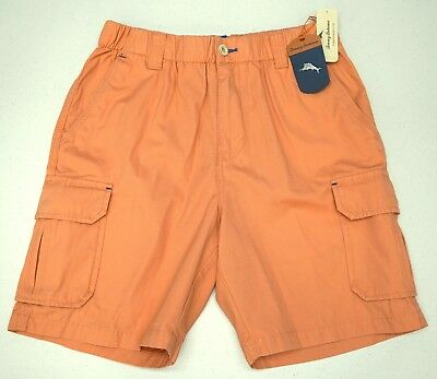 NWT $78 Tommy Bahama Green Cargo Shorts Survivalist Mens S M L Moss Green NEW