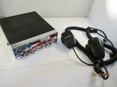 Vintage Freedom One CB Radio By Ranger With mics
