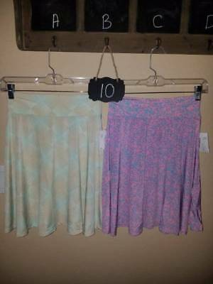 NWT LLR Lularoe Girls Azure SZ 10 Right (C) Only