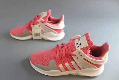 ADIDAS GIRL'S ORIGINALS EQT Support ADV Shoes GG8 Pink