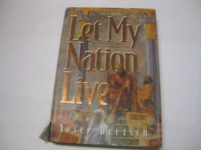Let My Nation Live: The Story of the Jewish Deliverance in the Days of Mordechai