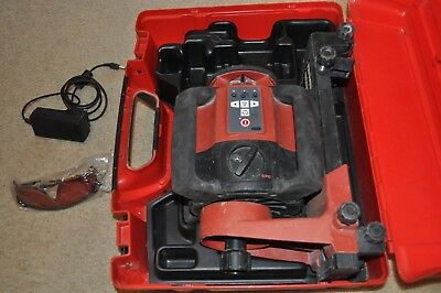 HILTI PRI-36 Rotating Laser Level GREEN BEAM PRI36 with Battery/Charger/CASE