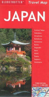Japan Travel Map (Globetrotter Travel Maps) | Buch | gebraucht